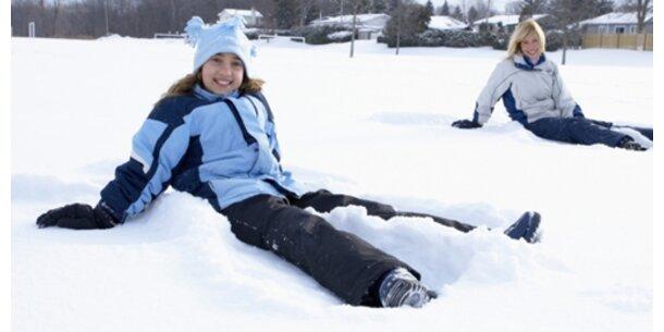 Kälteschutz für Kinder