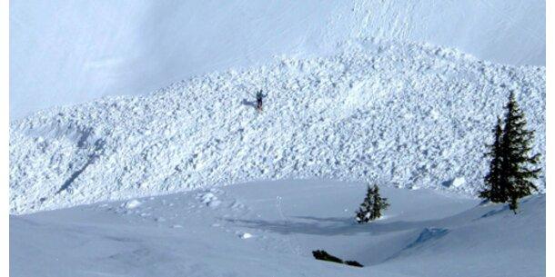 Lawinen-Vorhersage in Alpen wird schwieriger