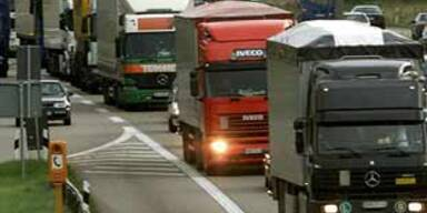 EU droht Ö mit Klage wegen Tiroler Fahrverbot