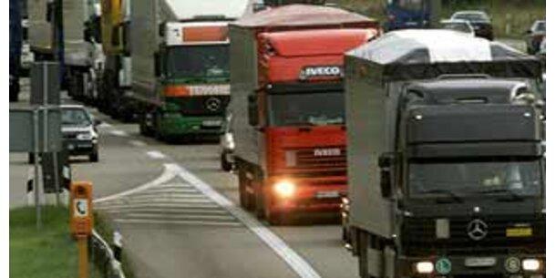 """EU sieht """"Alpenfaktor"""" in neuer EU-LKW-Maut vor"""