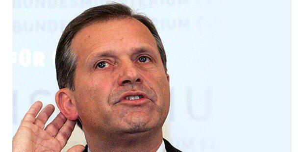 Strasser wird nicht ÖVP-Generalsekretär