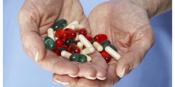 Vitamine aus Pillen wirken nicht