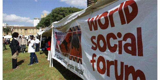 Nairobi erwartet 100.000 Teilnehmer