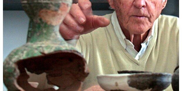 91-Jähriger erschlug Ehefrau mit einer Vase