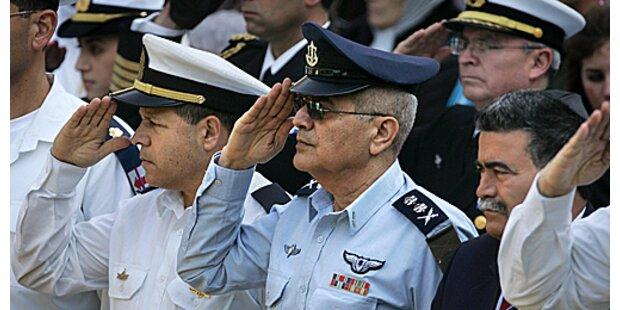 Gabi Ashkenasi wird Israels neuer Generalstabschef
