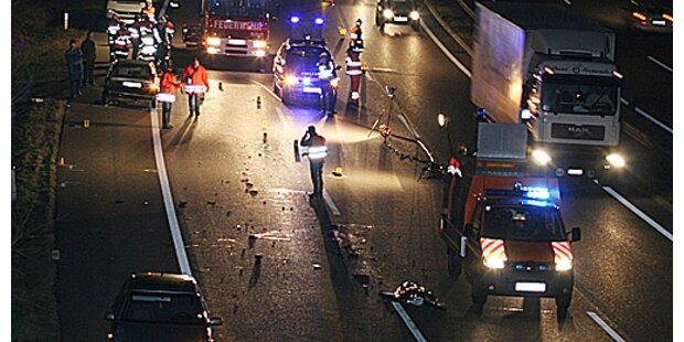 Weiter keine Spur von Unfalllenker