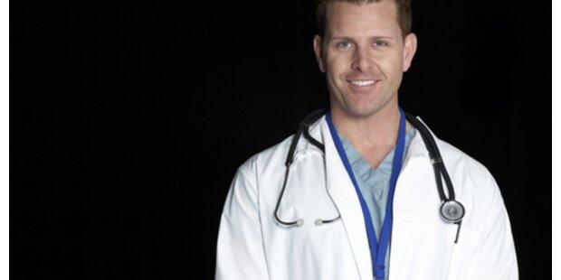 Ärzte beim Geldverdienen Spitze