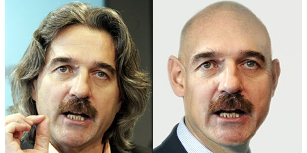 Sozialminister Buchinger muss Haare lassen
