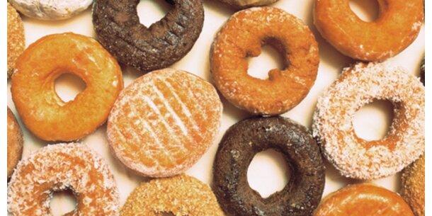 Donuts zum Aufputschen