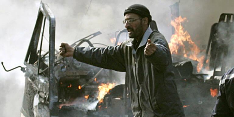 Wieder ein Selbstmordanschlag in Algerien: 30 Tote