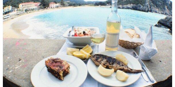 Diätküche vom Mittelmeer
