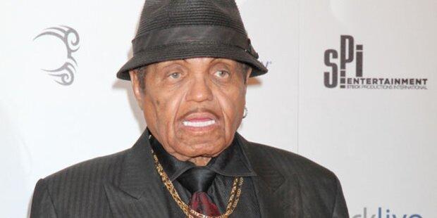 Joe Jackson erlitt leichten Schlaganfall