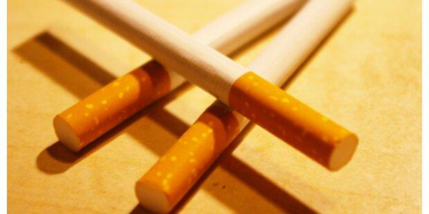 200.000 Zigaretten auf B7 sichergestellt