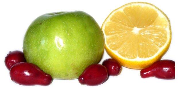 Heimisches Obst & Gemüse fast ohne Pestizide