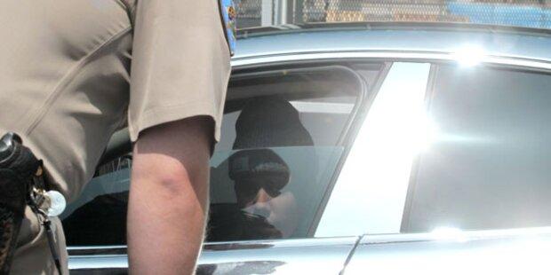 Bieber: In Dubai sechs Mal geblitzt