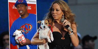 Mariah Carey & Nick Cannon: Streit um Hunde