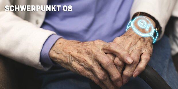 Lösungen für die Versorgung älterer Menschen am Land