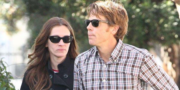 Julia Roberts kurz vor Scheidung