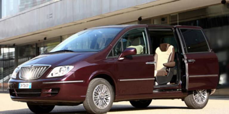 Luxusliner von Lancia