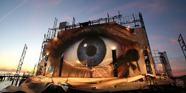 Bregenzer Festspiele suchen Statisten
