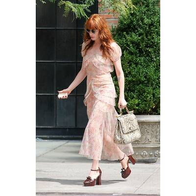 Florence Welch: Styling No-Go in New York