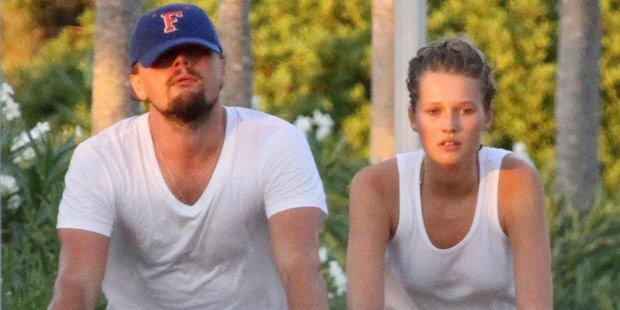 Leo DiCaprio ist wieder Single