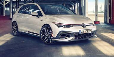 Neuer VW Golf GTI Clubsport leistet glatte 300 PS