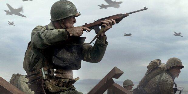 Call of Duty WW2 - Trailer