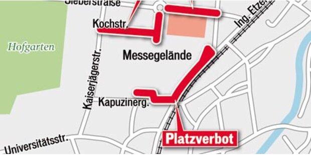Innsbruck zittert vor Kommers