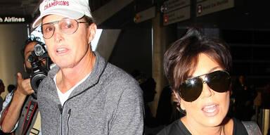 Kris Jenner & Bruce Jenner