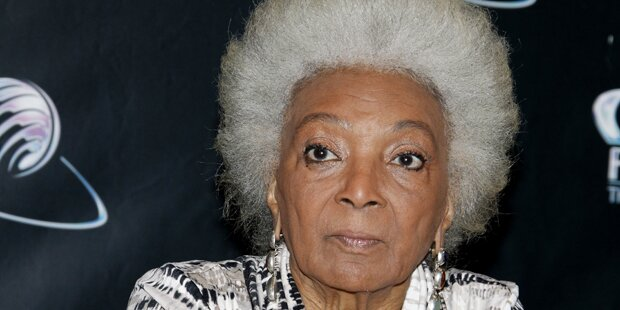 Nichols alias Uhura erlitt Schlaganfall