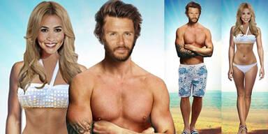 Perfekte Beach Bodys