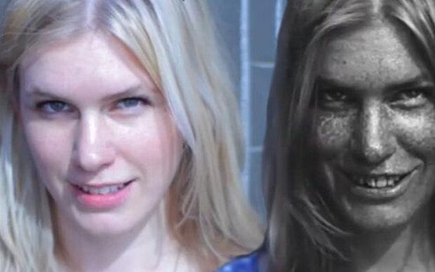 Schockvideo zeigt Sonnenschäden der Haut