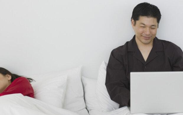 Rache an porno- süchtigem Ehemann