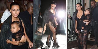 Kim Kardashian und Nori