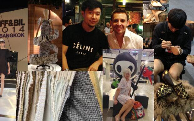 Thai Fashion meets Austrian Fashion