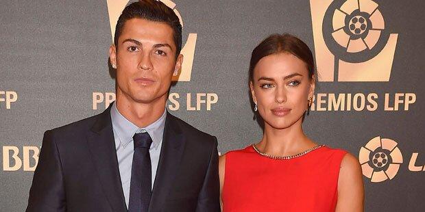 Ronaldo: Liebes-Aus mit Shayk offiziell