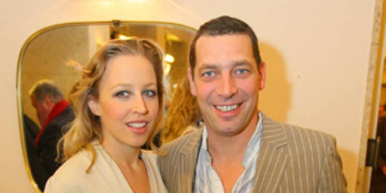 Nina Proll und Gregor Bloeb