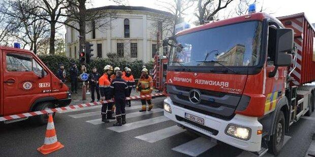 Brüssel: Anthrax-Alarm in Moschee