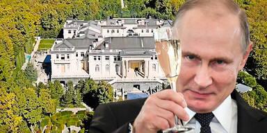 Nawalny enthüllt: Das ist Putins Luxus-Palast   Anwesen ist 1,3 Milliarden Euro wert