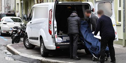 Innsbruck: Rachemord nach versuchter Vergewaltigung
