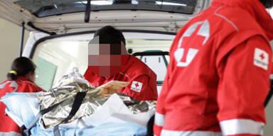 53-Jährige stürzte bei Graz mit Traktor über Hang und starb
