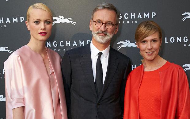 Luxus-Label Longchamp eröffnet in Wien