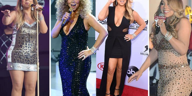 Mariah Careys Bad-Taste-Parade