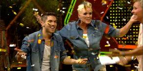 Sommer-Dschungel: Finale als Pannen-Show