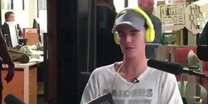 Bieber stänkert gegen One Direction