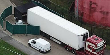 lkw tod container 39 essex thurrock