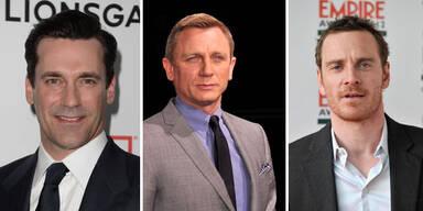 Jon Hamm & Daniel Craig sind Vorbilder