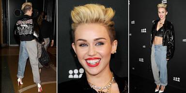 Miley Cyrus: Punkig wie noch nie