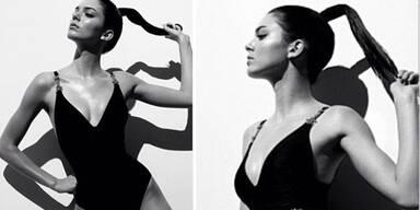 Kendall Jenner zeigt ihren Körper